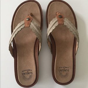 Sunjuns G.H. Bass & Co 7.5 Sandals